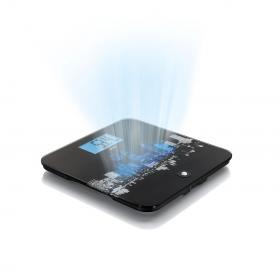 Електронен кантар със сензор за близост и Led осветление Laica PS1059
