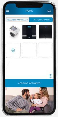 Laica Home Wellness app